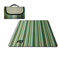 Foldable Large PVC Picnic Blanket Waterproof Camping Mat for Outdoor Beach Hiking Mat