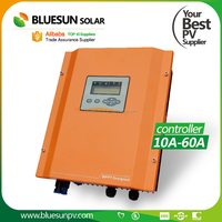 High efficiency 12v/24v/36v 60A multi-function solar charger