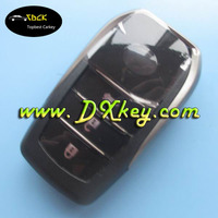 New style 3 buttons smart custom key cover for toyota key cover
