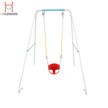 Beach Balcony Arc Hanging Basket Kid Garden Swing