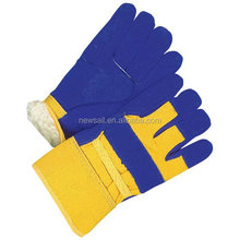 NEWSAIL Winter Rigger leather safety gloves