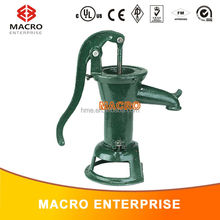 hot sale cast iron manual water hand pump