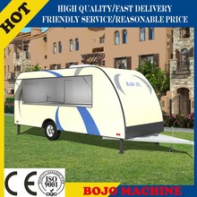 fv- 78 van refrigerated container luxury caravan trailer catering mobile vans