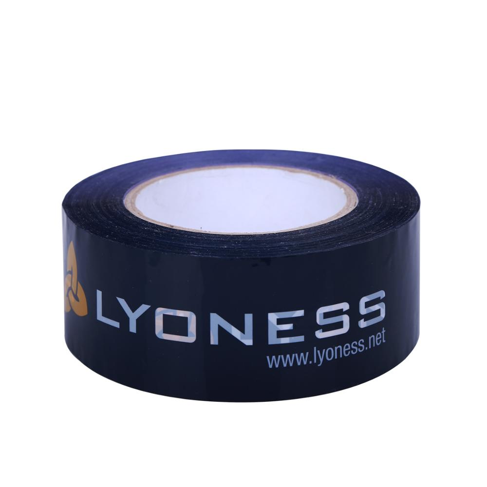 Good sticky custom logo printed packing tape