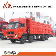 40t 8x4 dump truck with competitive price export to Brazil