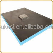High Base Reinforced And Waterproof Deep Shower Tray Xps Base Cement Board