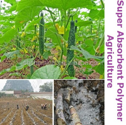 agriculture grade sap super abaorbent polymer