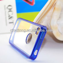 tpu pc case for iphone4 with cheap price