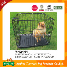 High Quality Stainless Steel Factory Direct Dog Kennel Wholesale