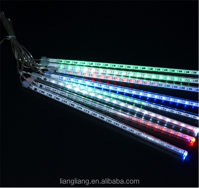 wholesale 30cm 50cm led meteor lights for outdoor
