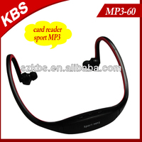 Hot sale sport mp3 players with long battery life supports many audio formats