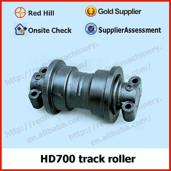 kato HD700 track roller for excavator