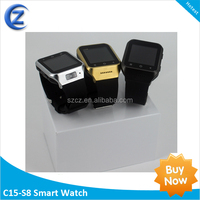 OEM MTK6577 Dual Core GPS BT4.0 WiFi 5MP Camera Android Watch Mobile Phone