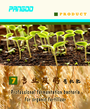 PANGOO PRO-04 BACILLUS MEGATHERIUM/BACILLUS/microbial fertilizer/probiotic supplements