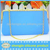 2013 new producet dongguan silicone shopping bag/silicone bag/ Silicone Purse