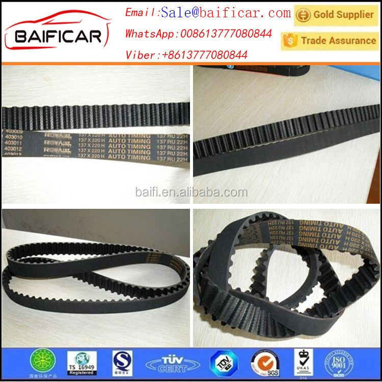 for CHERY tiggo engine timing belt 481H-1007073BA 173YU25.4 auto timing belt