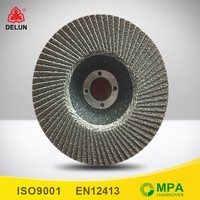 125mm Depressed Centre Paint Removal Flap Wheel EN12413