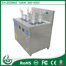 china suppiler vertical automatic food cooking machine