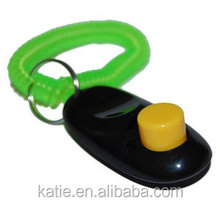 Promotional Wholesale Dog Toys Private Label Pet Training Clicker promotion dog I-Click Clicker
