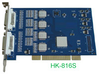 h.264 PCI DVR Video Card High Performace Software Compression 4-channel dvr video capture card