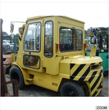 Japan Used 3.5 Tons forklift