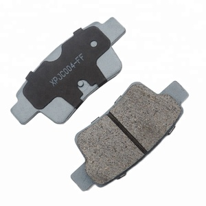 70000 km Quality Auto Chassis Parts No Noise Brake Pad Set Ceramic Brake Pad