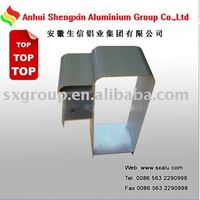 Aluminum Silver Shaped Buildings Of Industry