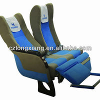 VIP Luxury Leather Bus Seat With