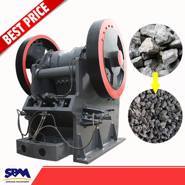 Iron ore used jaw crusher specifications price for sale