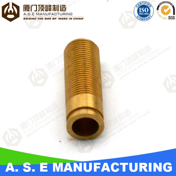 Brass plumbing parts with OEM service total drilling services