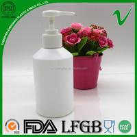 promotional pump dispenser liquld packaging plastic hair oil bottles