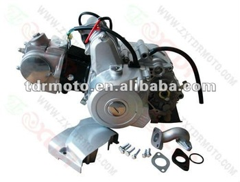 Economic Engine Baitai 50cc Automatic For Motorcycles