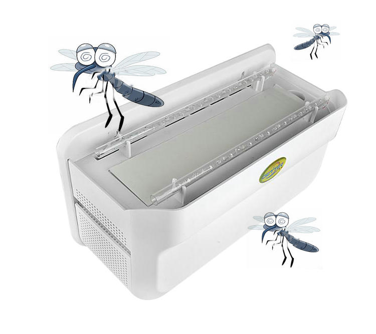 Mosquitoes repellents Ultrasonic Pest Control Equipment Pest Repeller outdoor 2018
