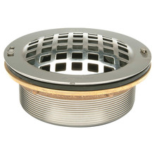 Lavatory Drain, Stainless Steel