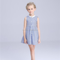 Alibaba cotton girl dress nova designer kids western wear