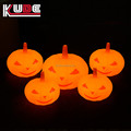 glowing led pastic pumpkin light waterproof rechargeable led light ball