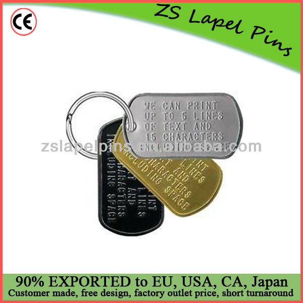 Hot! Promotional cheap dog tag