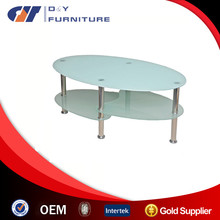 Low Price Tempered Glass Coffee Table For Sale