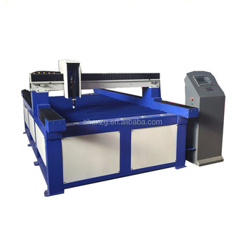 Cheap price plasma cutting machine 1300*4000mm CNC plasma cutting machine
