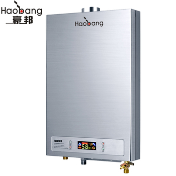Best selling forced exhaust tankless gas water heater
