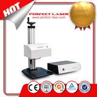 Valves Parts Characters/Letters/Serials numbers/VIN codes Rotary Pin Dot Marking Machine