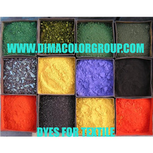 COTTON DYES VAT OLIVE GREEN B 100% (VAT GREEN 3)