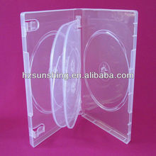 22mm for 6discs multiple dvd case