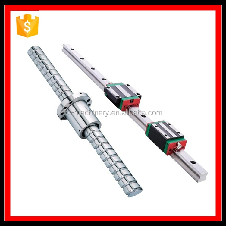 High Quality low price CNC linear guide 1000mm rail made in China