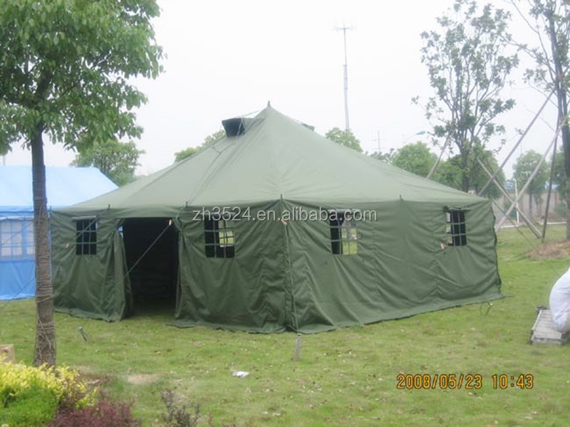 16 persons military tent