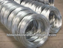 16 gauge hot dipped galvanized or electro galvanized steel wire/banding wire