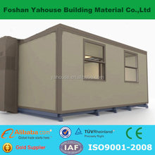Strong and durable EPS sandwich panel low cost prefabricated container house