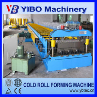 Metal Process deck roll forming machine