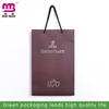 100% eco-friendly material recyclable & reusable custom logo printing paper gift bag