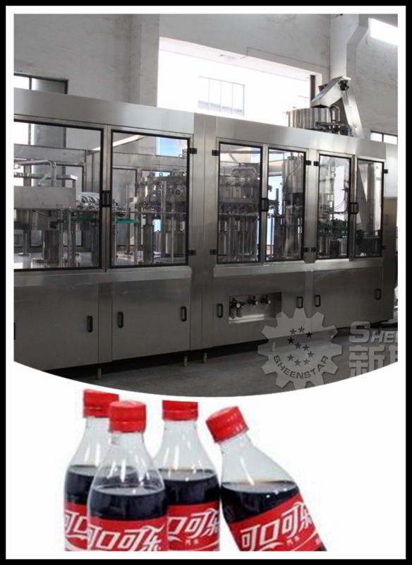 Hot Sale Automatic Cold Drink Filling Machine